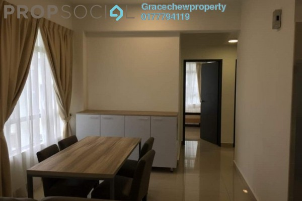 For Rent Serviced Residence at Midori Green @ Austin Heights, Tebrau Freehold Fully Furnished 3R/2B 1.88k