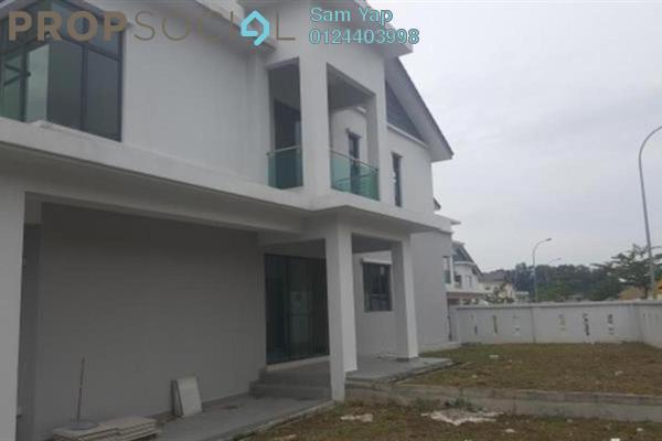 For Sale Terrace at D'Premier, Bandar Damai Perdana Freehold Unfurnished 5R/5B 1.73m