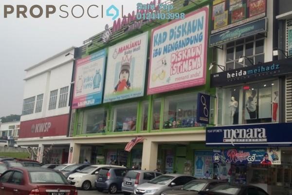 For Rent Shop at Dataran Wangsa, Wangsa Maju Freehold Semi Furnished 0R/2B 8.48k