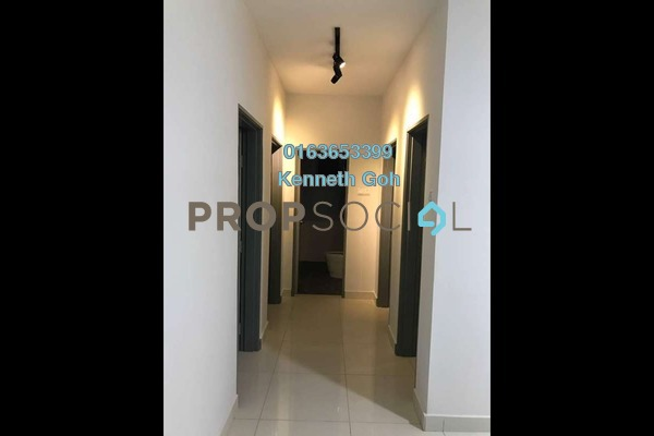 For Rent Condominium at Aurora Residence @ Lake Side City, Puchong Freehold Semi Furnished 3R/2B 1.8k