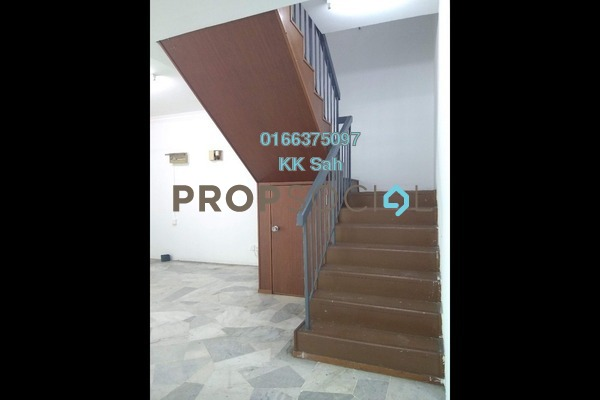 For Sale Terrace at Taman Sri Bahagia, Cheras South Freehold Semi Furnished 4R/3B 499k