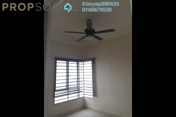 For Rent Condominium at Symphony Heights, Selayang Freehold Semi Furnished 3R/2B 1k