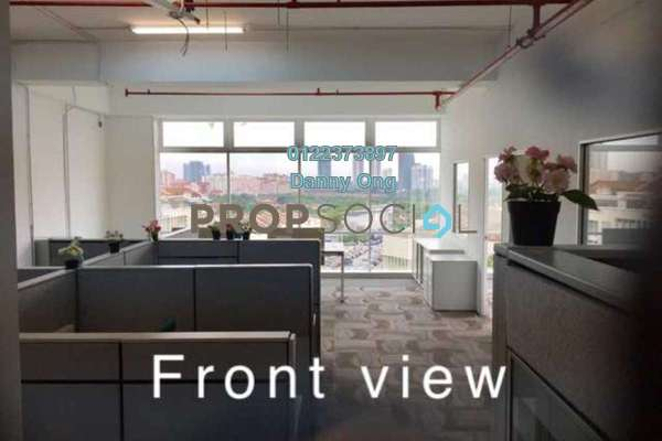 For Sale Office at Metropolitan Square, Damansara Perdana Leasehold Fully Furnished 0R/0B 1.1m