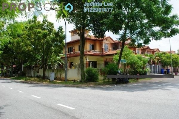 For Sale Terrace at Bukit Subang, Shah Alam Freehold Semi Furnished 4R/3B 616k