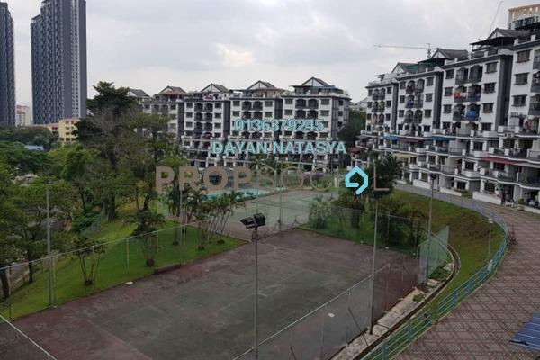 For Sale Condominium at Sri Kinabalu, Wangsa Maju Freehold Fully Furnished 4R/2B 420k