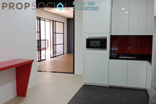For Rent Condominium at Arcoris, Mont Kiara Freehold Fully Furnished 2R/1B 4.5k