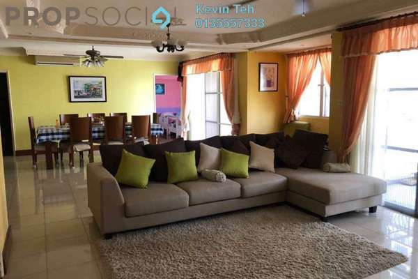 For Sale Condominium at Laman Suria, Mont Kiara Freehold Semi Furnished 4R/3B 1.2m