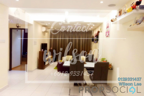 For Sale Condominium at Amara, Batu Caves Freehold Fully Furnished 3R/2B 430k