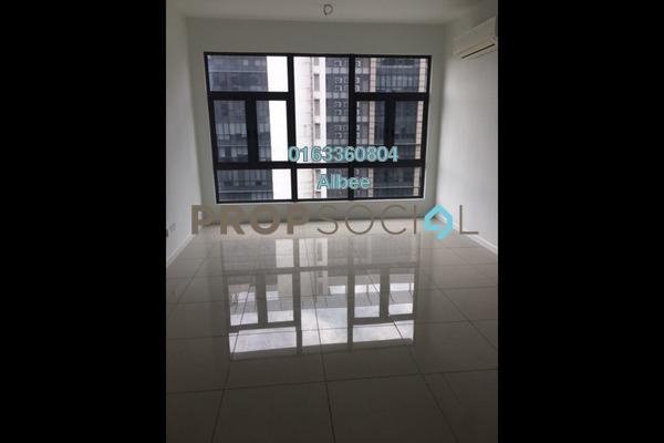 For Rent Condominium at Urbana Residences @ Ara Damansara, Ara Damansara Freehold Semi Furnished 2R/2B 1.9k