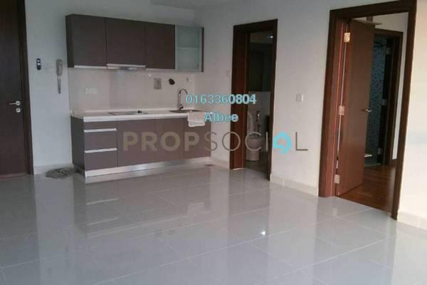 For Rent Condominium at Regalia, Putra Freehold Semi Furnished 1R/1B 1.8k