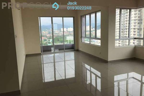 For Sale Condominium at Platinum Lake PV21, Setapak Leasehold Semi Furnished 3R/2B 660k