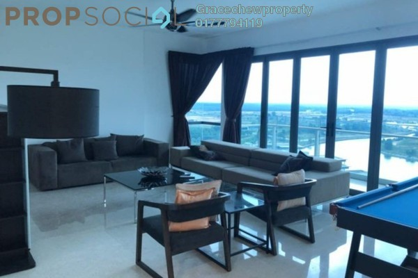For Rent Serviced Residence at Imperia, Puteri Harbour Freehold Fully Furnished 4R/4B 4.8k