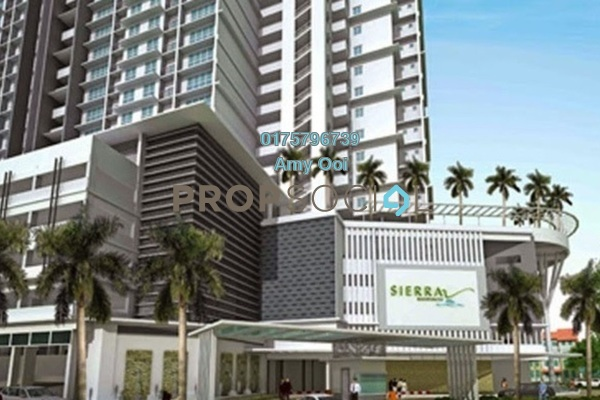 For Sale Condominium at Sierra Residences, Sungai Ara Freehold Unfurnished 3R/2B 460k