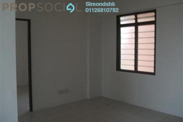 For Sale Apartment at Sri Aman Apartment, Relau Freehold Unfurnished 3R/1B 260k