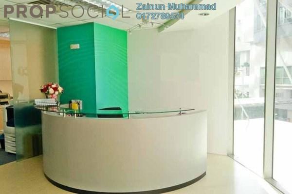 For Rent Office at Plaza Sentral, KL Sentral Freehold Semi Furnished 0R/0B 27.5k
