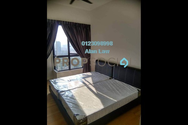For Rent Serviced Residence at Seri Riana Residence, Wangsa Maju Freehold Fully Furnished 3R/2B 4k
