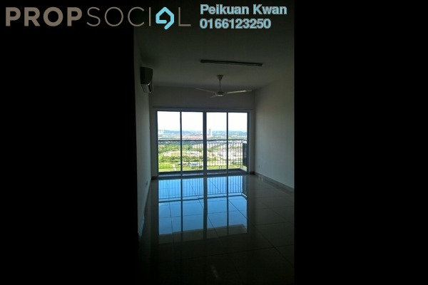 For Sale Condominium at Koi Prima, Puchong Freehold Semi Furnished 3R/2B 420k