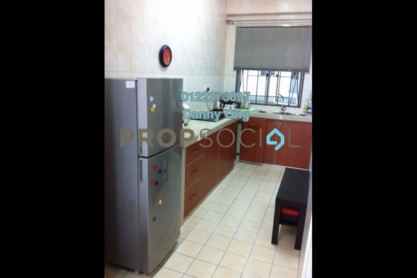 For Sale Condominium at Millennium Square, Petaling Jaya Freehold Fully Furnished 2R/2B 550k