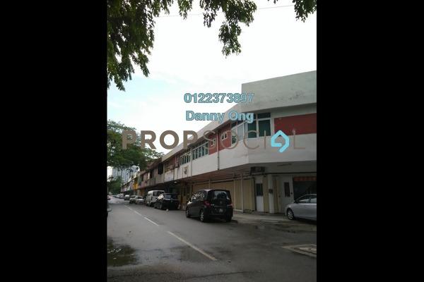 For Rent Office at Taman Wahyu, Jalan Ipoh Freehold Unfurnished 0R/2B 1.8k