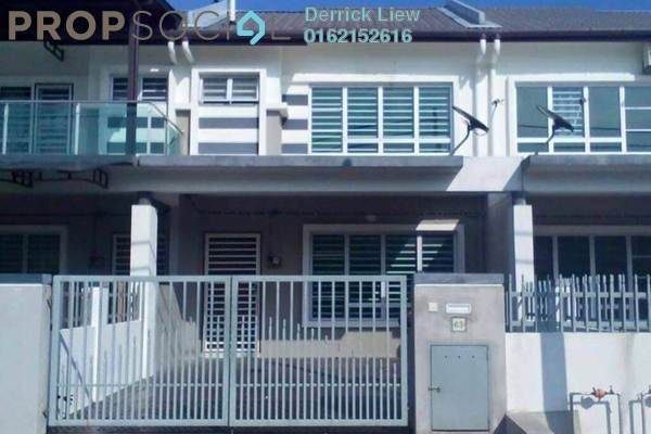 For Sale Link at Hillpark, Semenyih Freehold Unfurnished 4R/3B 599k