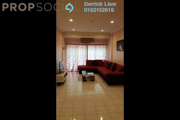 For Sale Apartment at Evergreen Park, Bandar Sungai Long Freehold Fully Furnished 3R/2B 410k
