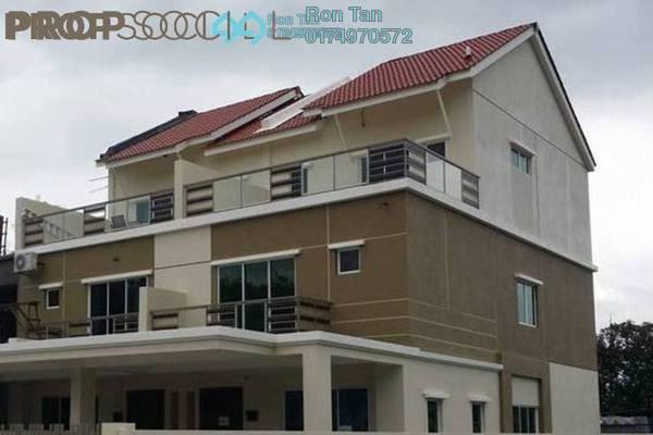 For Sale Terrace at Rena Park, Balik Pulau Freehold Unfurnished 5R/4B 720k
