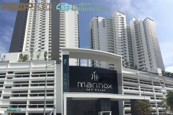 For Sale Condominium at Marinox Sky Villas, Seri Tanjung Pinang Freehold Unfurnished 4R/3B 998k