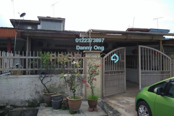 For Sale Terrace at Taman Desa Jaya, Kepong Freehold Unfurnished 3R/2B 538k
