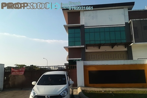 For Rent Factory at Taman Kempas Utama, Johor Bahru Freehold Unfurnished 0R/0B 8k