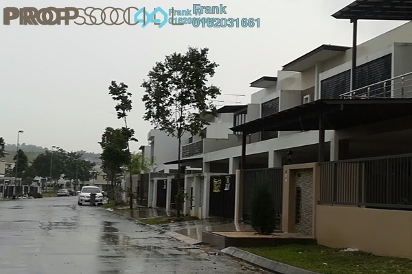 For Rent Terrace at Nusa Idaman, Iskandar Puteri (Nusajaya) Freehold Semi Furnished 4R/4B 1.75k