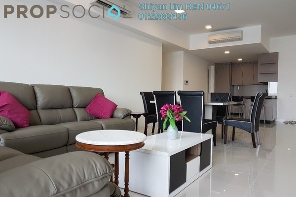 For Rent Condominium at Residensi 22, Mont Kiara Freehold Fully Furnished 4R/4B 6.6k