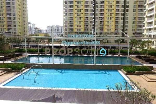 For Rent Condominium at Platinum Lake PV16, Setapak Freehold Fully Furnished 4R/2B 1.9k