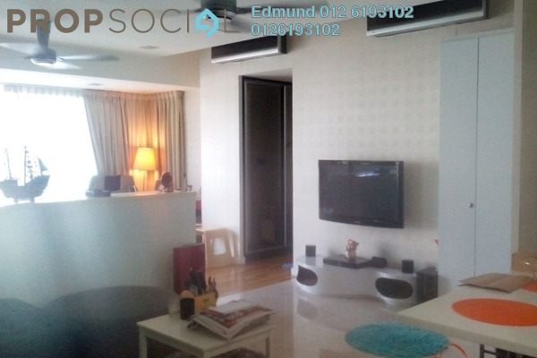 For Rent Condominium at Kiaraville, Mont Kiara Freehold Fully Furnished 0R/0B 2.2k