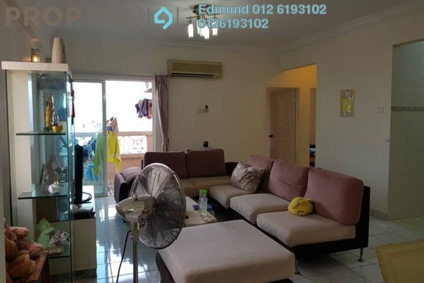 For Rent Condominium at Pelangi Damansara, Bandar Utama Freehold Fully Furnished 3R/2B 1.8k