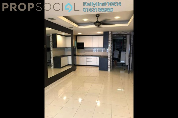For Sale Condominium at Koi Kinrara, Bandar Puchong Jaya Freehold Semi Furnished 3R/2B 460k