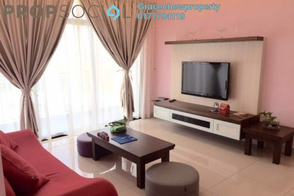 For Sale Apartment at Seri Austin Residence, Seri Austin Freehold Fully Furnished 3R/2B 580k
