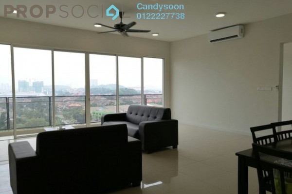 For Rent Condominium at Casa Green, Bukit Jalil Freehold Fully Furnished 4R/4B 2.3k