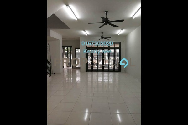 For Sale Terrace at E-Boulevard, Denai Alam Freehold Semi Furnished 4R/4B 865k