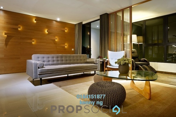 For Rent Condominium at The Rainz, Bukit Jalil Freehold Semi Furnished 4R/3B 3k