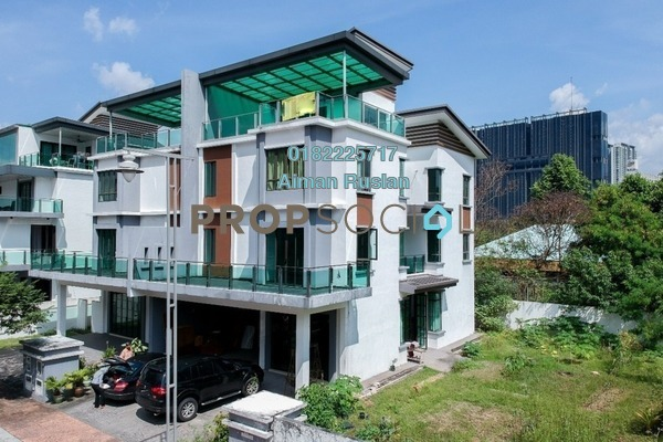 For Sale Semi-Detached at Duta Suria, Ampang Freehold Unfurnished 8R/8B 4.8m