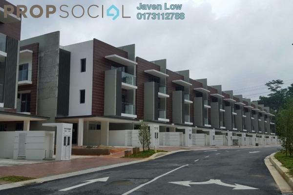 For Rent Townhouse at The Vale II @ Sutera Damansara, Damansara Damai Freehold Semi Furnished 4R/4B 2.5k