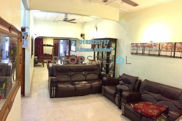 For Sale Terrace at SS5, Kelana Jaya Freehold Semi Furnished 4R/2B 675k
