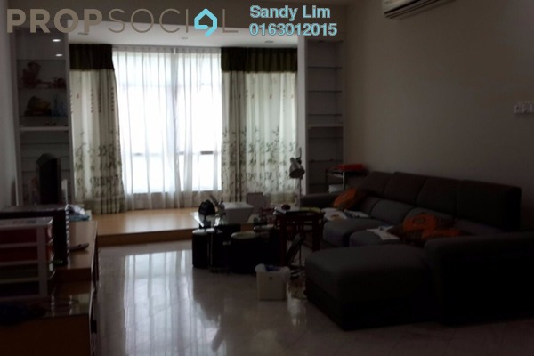 For Rent Condominium at Suasana Sentral Condominium, KL Sentral Freehold Fully Furnished 3R/3B 5.5千