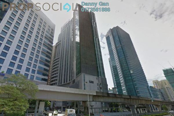 For Rent Office at 1 Sentral, KL Sentral Freehold Fully Furnished 0R/0B 78k