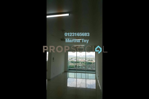 For Rent Condominium at The Regina, UEP Subang Jaya Freehold Semi Furnished 3R/3B 1.7k