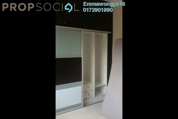 For Rent Condominium at Prima Tiara 2, Segambut Freehold Semi Furnished 3R/2B 1.4k