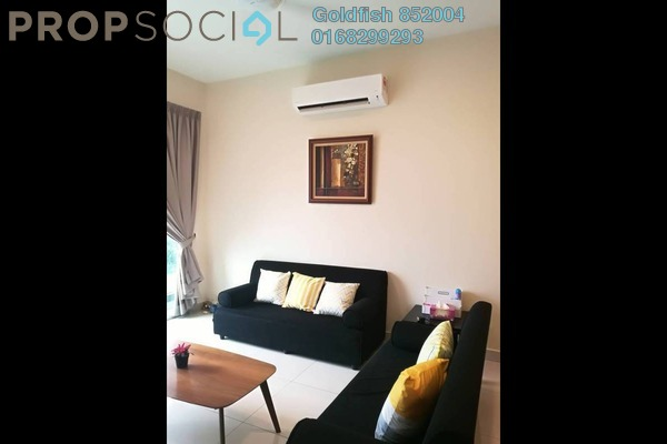For Rent Condominium at Green Residence, Cheras South Freehold Fully Furnished 3R/2B 2.5k