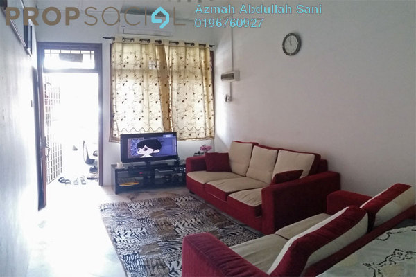 For Sale Terrace at Taman Cheras Utama, Cheras South Leasehold Semi Furnished 3R/2B 440k