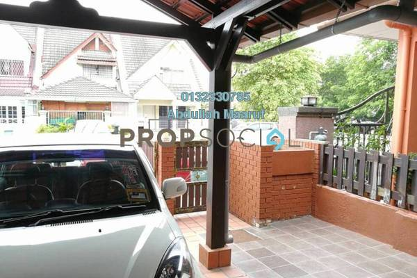 For Sale Terrace at Taman Setiawangsa, Setiawangsa Freehold Semi Furnished 3R/3B 950k