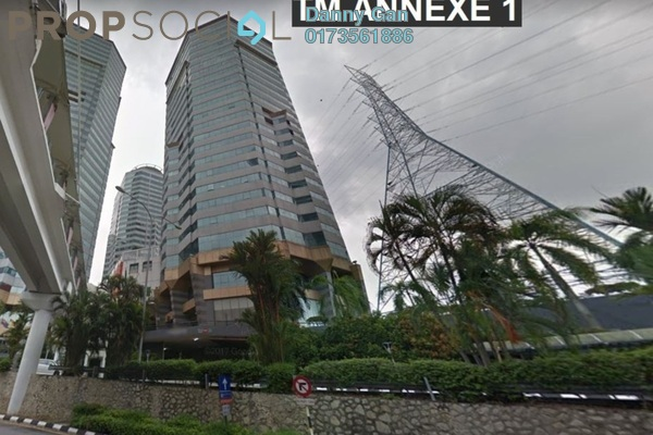 For Rent Office at TM Annexe, Pantai Freehold Fully Furnished 0R/0B 18k